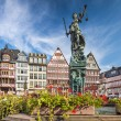 Frankfurt Germany Old City — Stock Photo