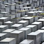Holocaust Memorial — Stock Photo #32917033
