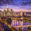 Frankfurt Germany — Stock Photo #32917333