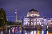 Museum Island in Berlin — Stock Photo