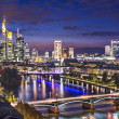 Frankfurt Germany — Stock Photo