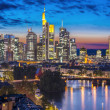 Frankfurt Germany — Stock Photo #33184835