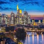 Frankfurt Germany — Stock Photo #33184835