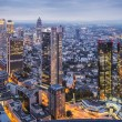 Frankfurt Germany Cityscape — Stock Photo #33209755