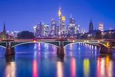 Frankfurt Germany — Stock Photo