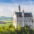Neuschwanstein Castle — Stock Video