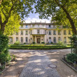 Wannsee House in Germany — Stock Photo