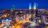 Tallinn, Estonia Business District — Stock Photo
