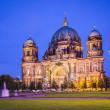 Berlin Cathedral — Stock Photo #33279481
