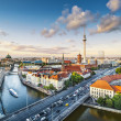 Stock Photo: Berlin Cityscape