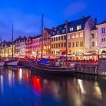 Copenhagen Denmark — Stock Photo #33279881