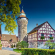 Stock Photo: Nuremberg Castle