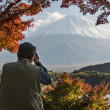 Stock Photo: Mt Fuji Photographer