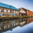 Otaru Canals — Stock Photo