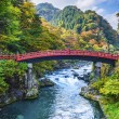 Sacred bridge — Stock Photo