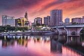 Hartford Connecticut — Stock Photo