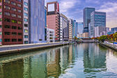 Osaka Cityscape — Stock Photo