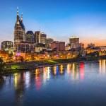 Nashville Tennessee — Stock Photo #34261651