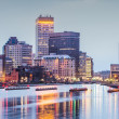 Providence Rhode Island — Stock Photo
