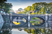 Imperial Palace Japan — Stock Photo