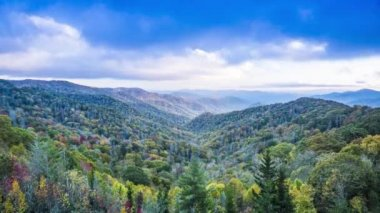Smoky Mountains — Stock Video