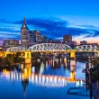 Stock Photo: Nashville Tennessee