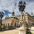 Stock Photo: German Palace