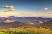 Blue Ridge Mountains — Stock Photo