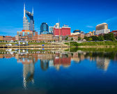 Nashville Tennessee — Stock Photo