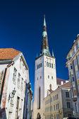 Tallinn Estonia Church — Stock Photo