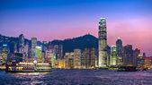 Hong Kong, China — Stock Photo