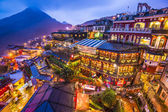 Jiufen, Taiwan — Stock Photo