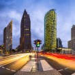 Potsdamer Platz, Berlin — Stock Photo