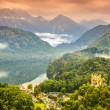 Stock Photo: Bavarian Alps