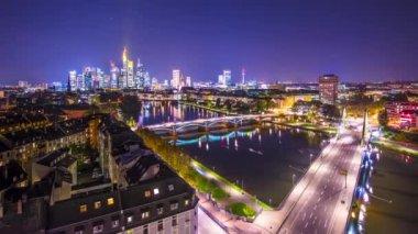 Frankfurt — Stock Video