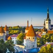 Tallinn Estonia — Stock Photo #35547315