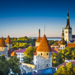Stock Photo: Tallinn Estonia