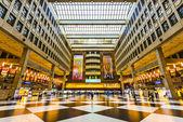 тайбэй главная станция — Стоковое фото