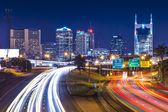 Downtown Nashville — Foto Stock
