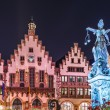 Frankfurt Altstadt — Stock Photo