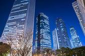 Shinjuku in Tokyo, Japan — Stock Photo