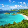 Stock Photo: Trunk Bay St John