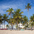 Stock Photo: South Beach