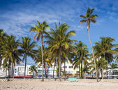South Beach — Stock Photo