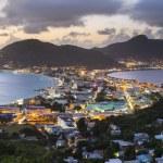 Philipsburg, Sint Maarten — Stock Photo #38571581