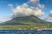 Nevis — Stockfoto
