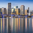 Miami Skyline — Stock Photo #38588171
