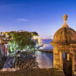 San Juan, Puerto Rico Coast — Stock Photo