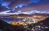 Philispburg, Sint Maarten, Dutch Antilles — Stock Photo