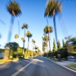 Stock Photo: Beverly Hills